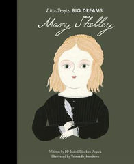 Little People Big Dreams Mary Shelley