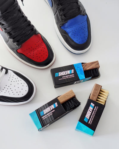 How to Clean Your Shoes with the Right Brushes