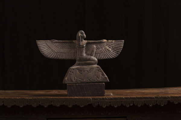 Ancient Egyptian God Isis Statue