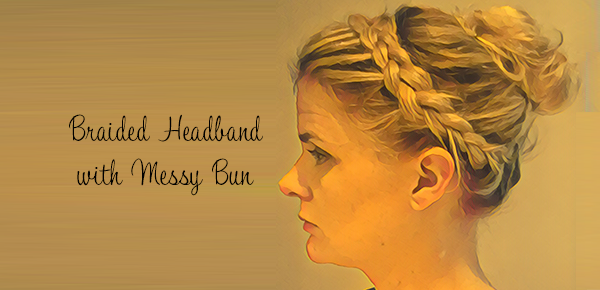 How to create a Braided Headband: Tutorial