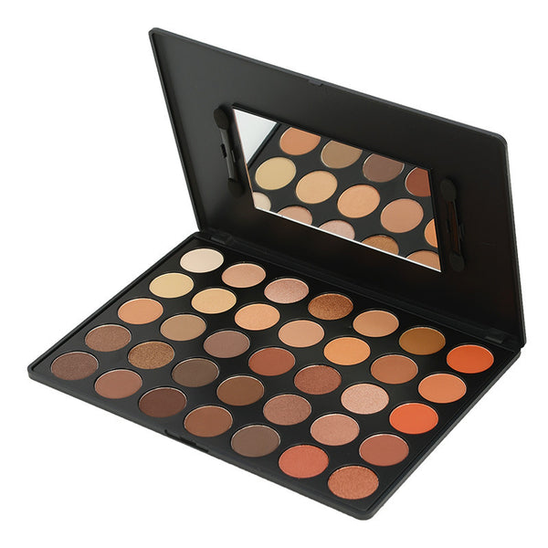 ES04 - 35 Eyeshadow Palette - District Glow