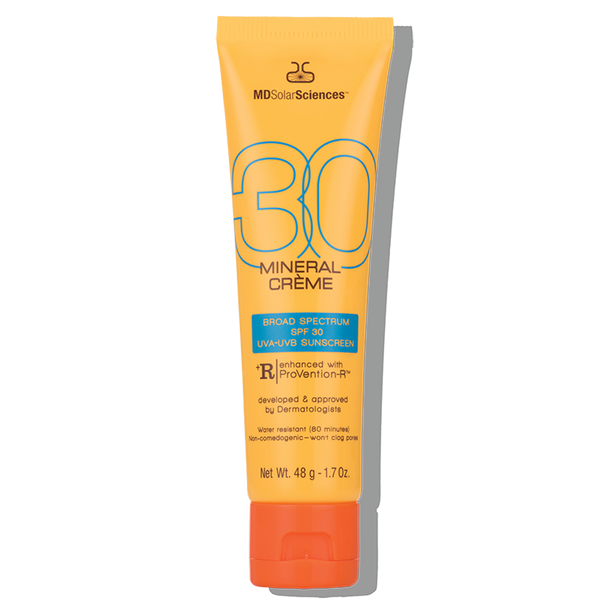 Mineral Crème SPF 30 - District Glow