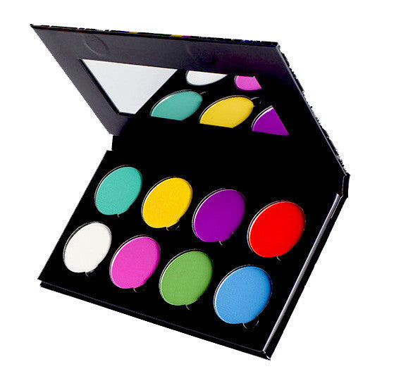Cupcakes and Monsters Palette - District Glow