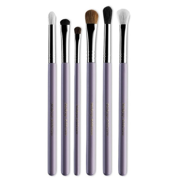 Perfect Blend Eye Brush Set - District Glow