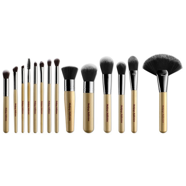 The Luxury Complete Brush Set - District Glow