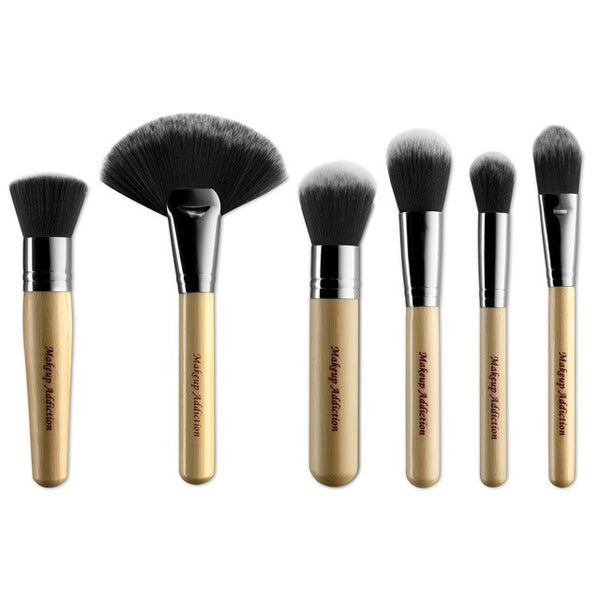 The Luxury Face Brush Set - District Glow