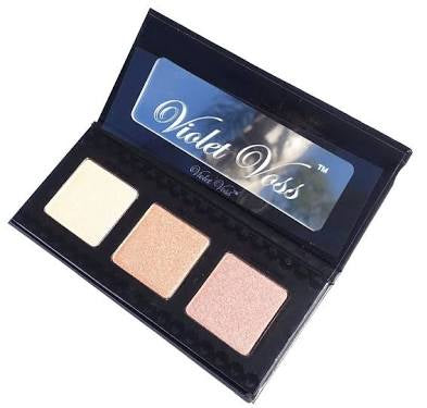 Violet Voss Highlighter Trio Palette