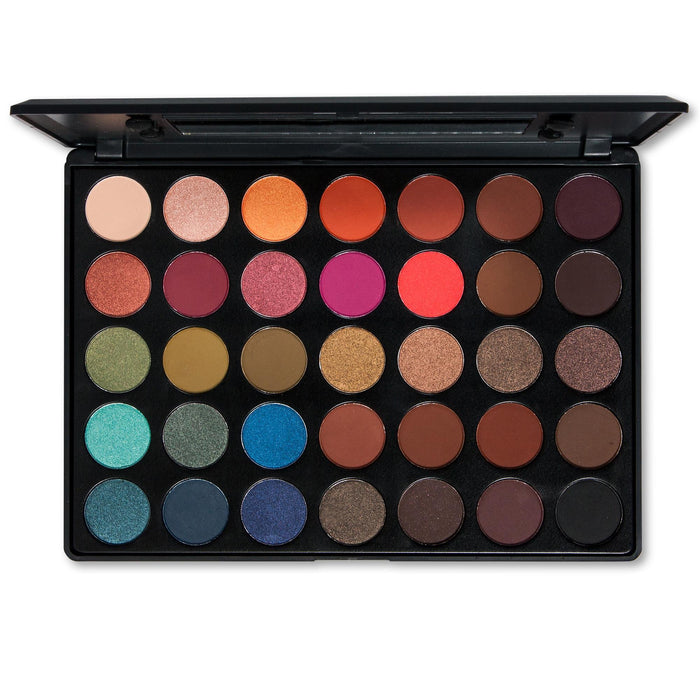 ES15 - 35 Professional Eyeshadow Palette - Coming soon!