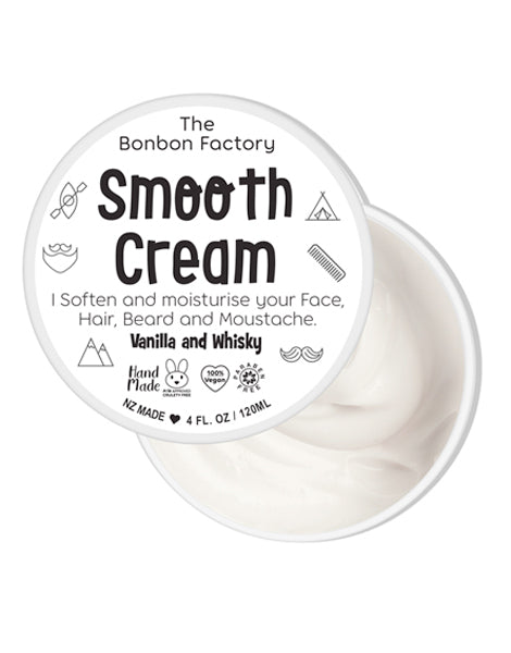 Smooth Cream - Vanilla + Whisky