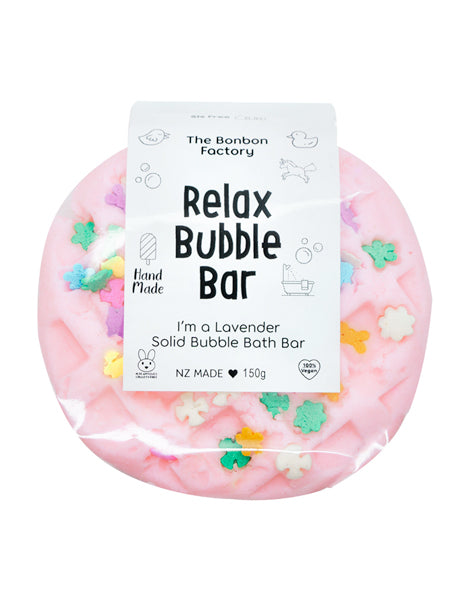 Soap Bar - Relax Bubble Bar