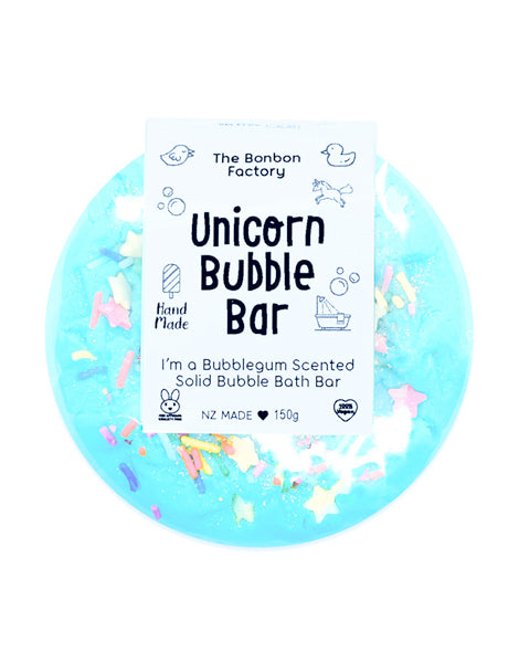 Soap Bar - Unicorn Bubble Bath Bar
