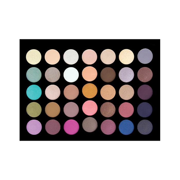 Back To Basics 35 Pro Palette (35BTB)