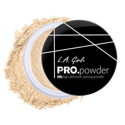 LA Girl Banana HD Pro Setting Powder