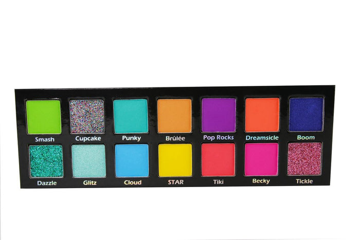 Bright Lights Palette