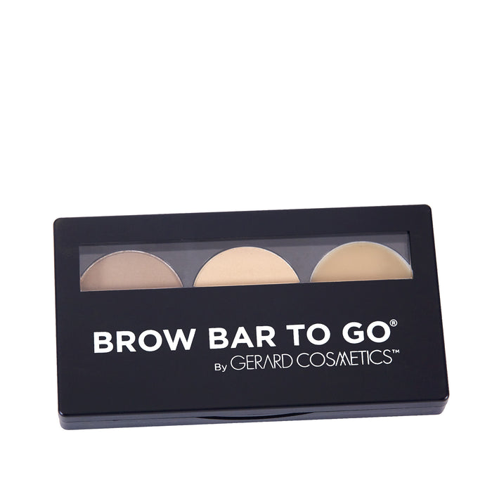 Brow Bar To Go Kit - Blonde to Brunette