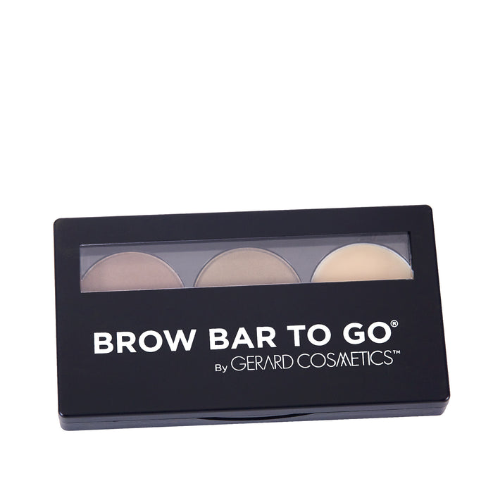 Brow Bar To Go Kit - Medium to Ebony