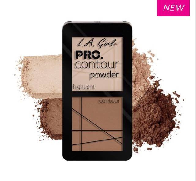 Natural Pro Contour Powder GCP663