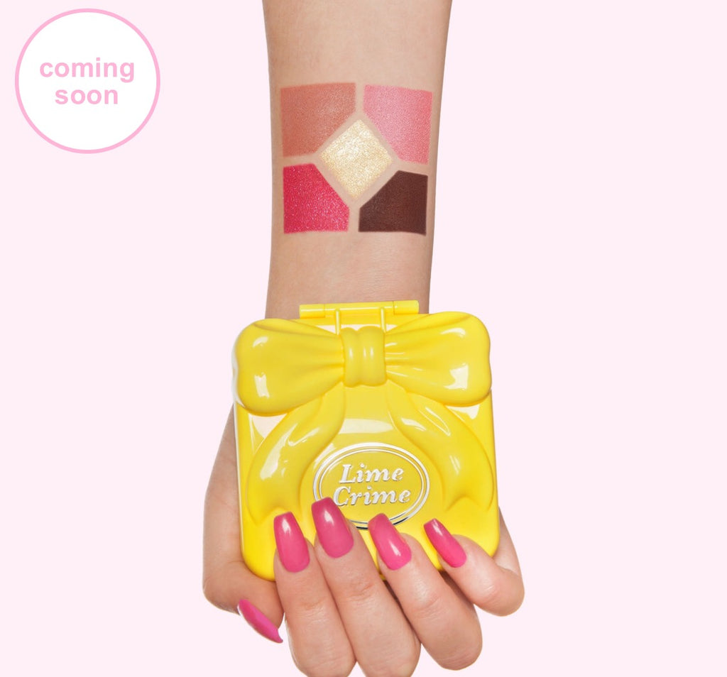 Pink Lemonade Pocket Candy Palette