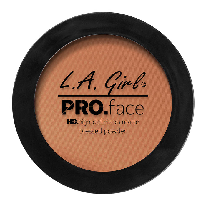 GPP614 Chestnut Pro Face Matte Pressed Powder