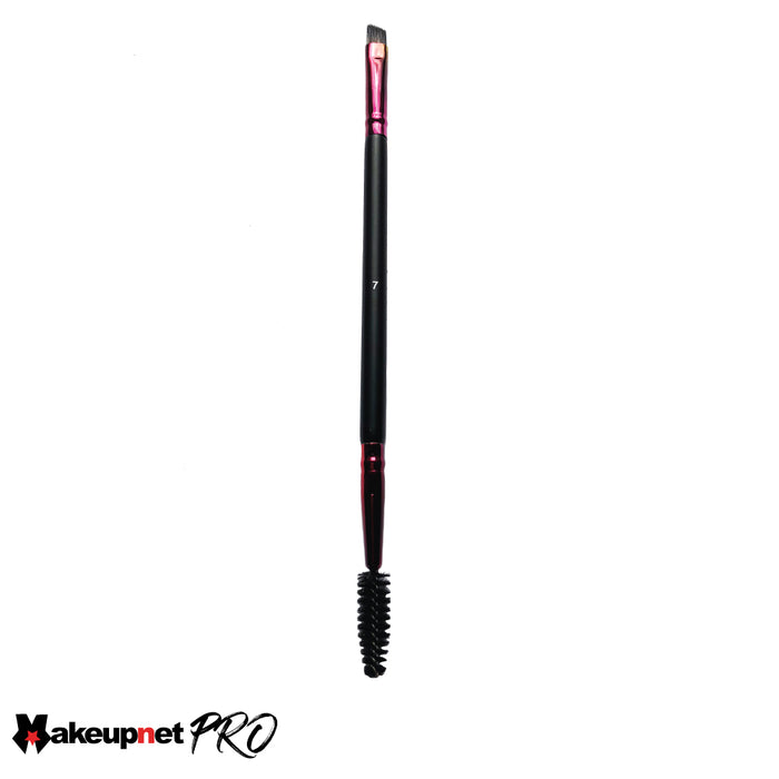 M7 Angled Brow Brush & Spoolie