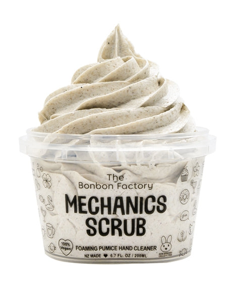 Foaming Pumice - Mechanics Hand Scrub