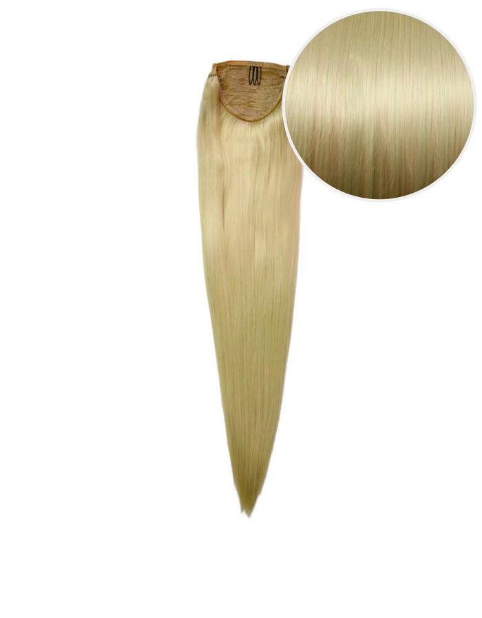 "Wrap Ponytail - 160G 20"" Beach Blonde (613) Synthetic Hair"