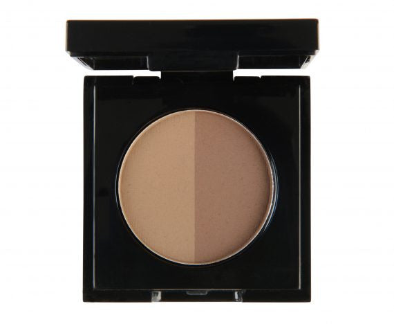 Warm Brown Brow Powder