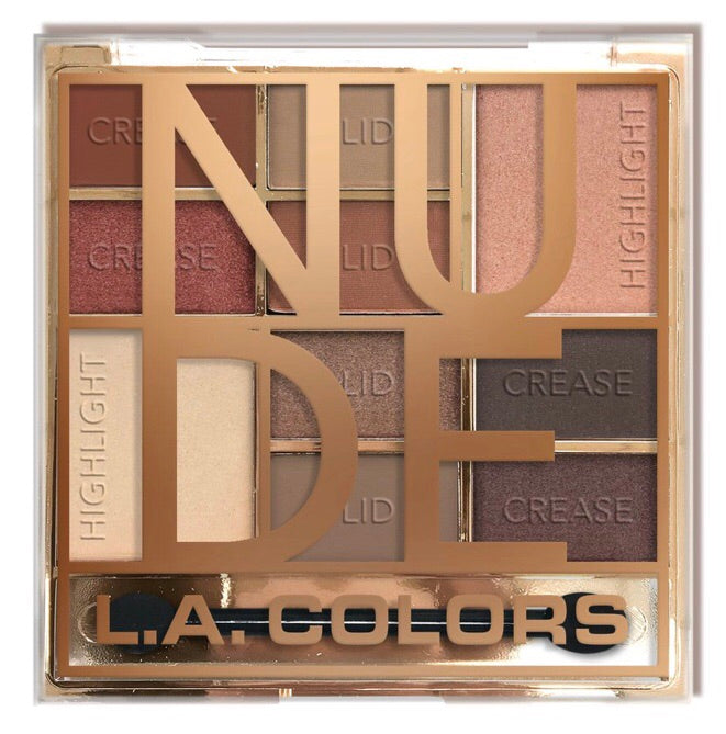 Nude Color Block Eyeshadow Palette CES135