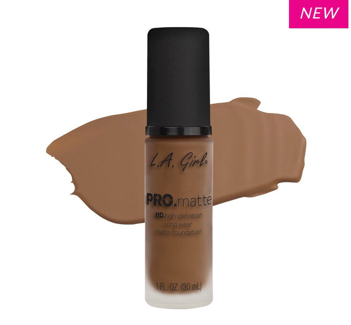 Pro Matte HD Long Wear Foundation Creamy Cocoa (GLM720)