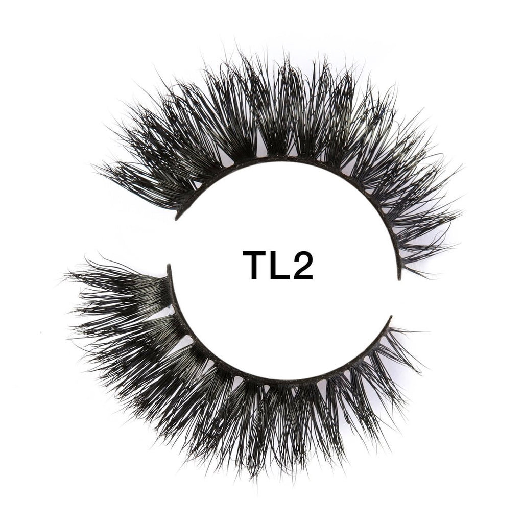 TL2 | 3D Luxury Lashes