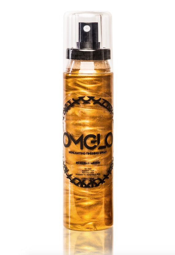 Incredible Finishing Spray Full Size 120ml
