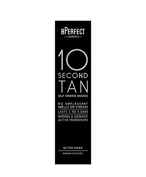 10 Second Tan Mousse - Mango (Ultra Dark)