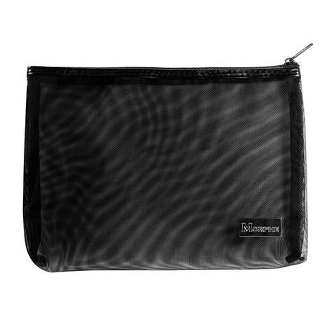 Mesh Zip Up Makeup Bag