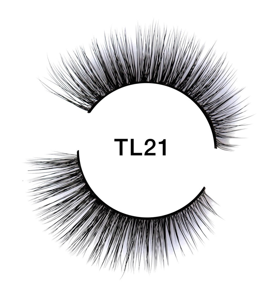 TL21 | 3D Brazilian Silk Lashes