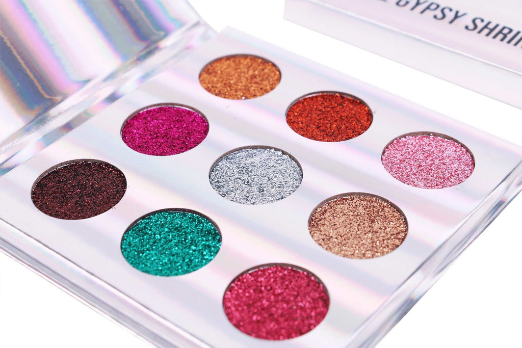 Cosmic Nights Glitter Palette