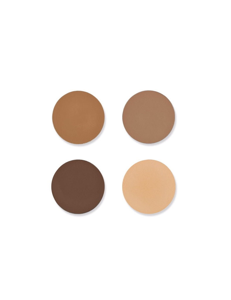 The Contour Magnetic Palette