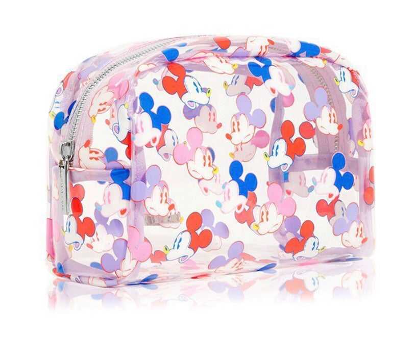 Skinnydip London x Disney Mickeys Face Makeup Bag