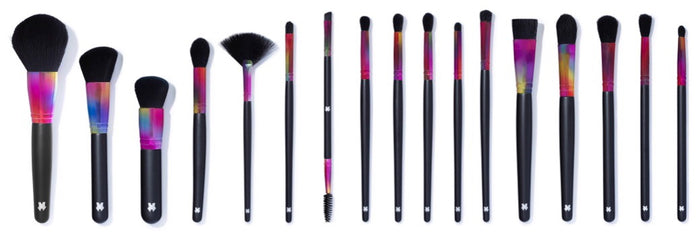 Brush Set - Set 117 : 17 Piece Professional Set