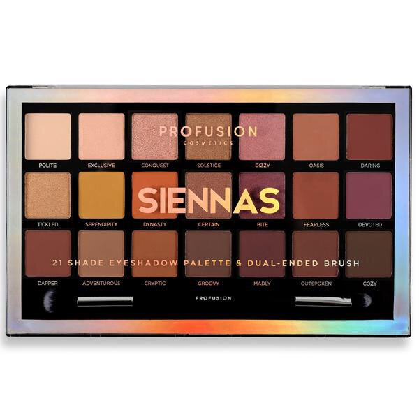 Siennas Palette coming soon