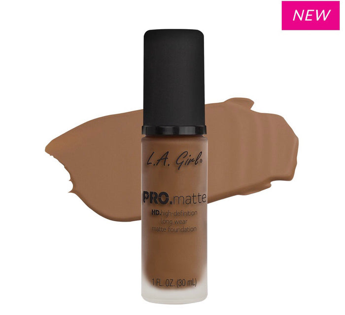 Pro Matte HD Long Wear Foundation Tan (GLM719)