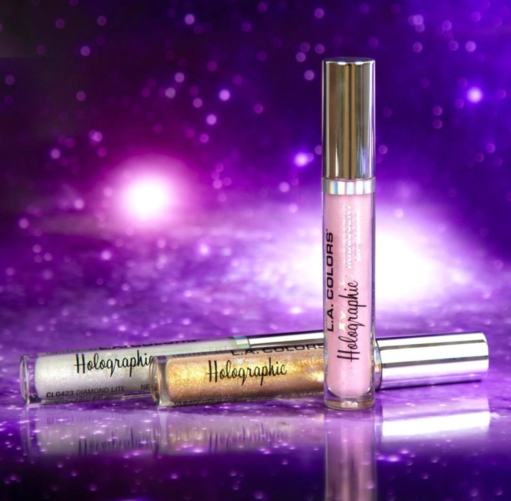 Diamond Lite Holographic Lip Gloss CLG423