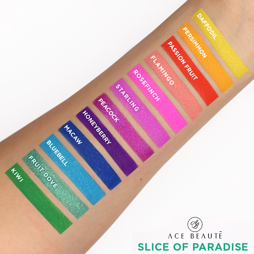 Ace Beaute Slice Of Paradise Palette - launching soon