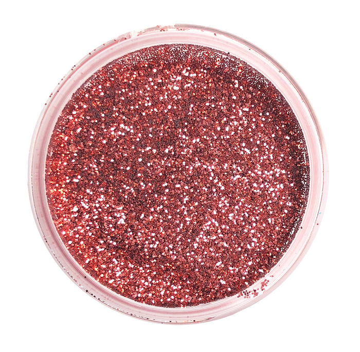 Glitter Pot - Flamingo