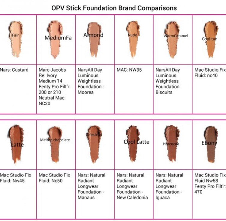 Foundation Stick - Hot Cocoa