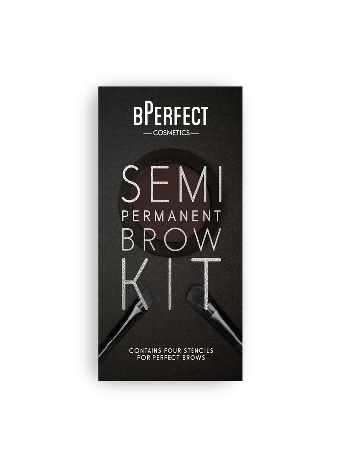 Semi Permanent Brow Kit | Charcoal