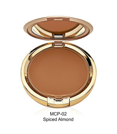 Smooth Finish Cream To Powder Makeup - Spiced Almond (MCP-02)