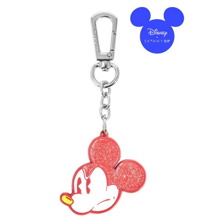 Skinnydip London x Disney Mickey Key Charm
