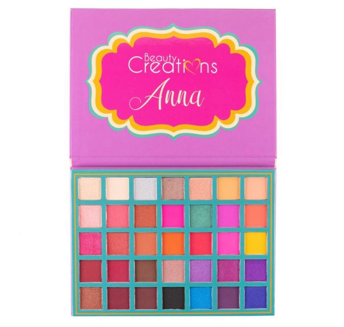 Anna Palette - coming soon