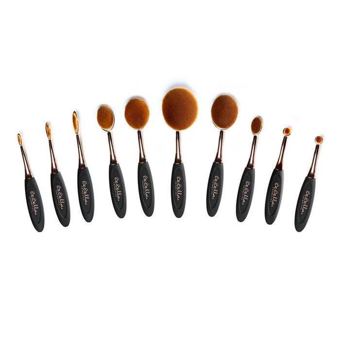 Brush Set - Evolution Oval Brush Set
