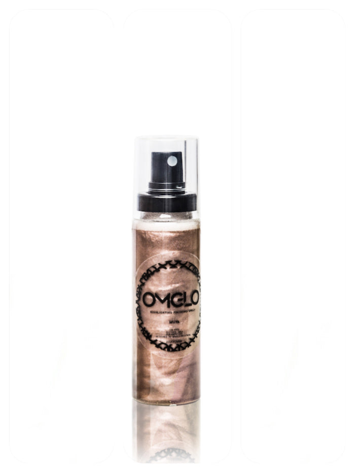 Muva Finishing Spray Travel Size 80ml